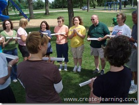 corporate team building rochester ny