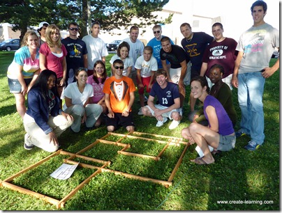 TeamBuilding & Leadership. The College at Brockport, NY. Student government (76)
