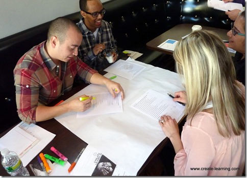Create-Learning Team Building and Leadership