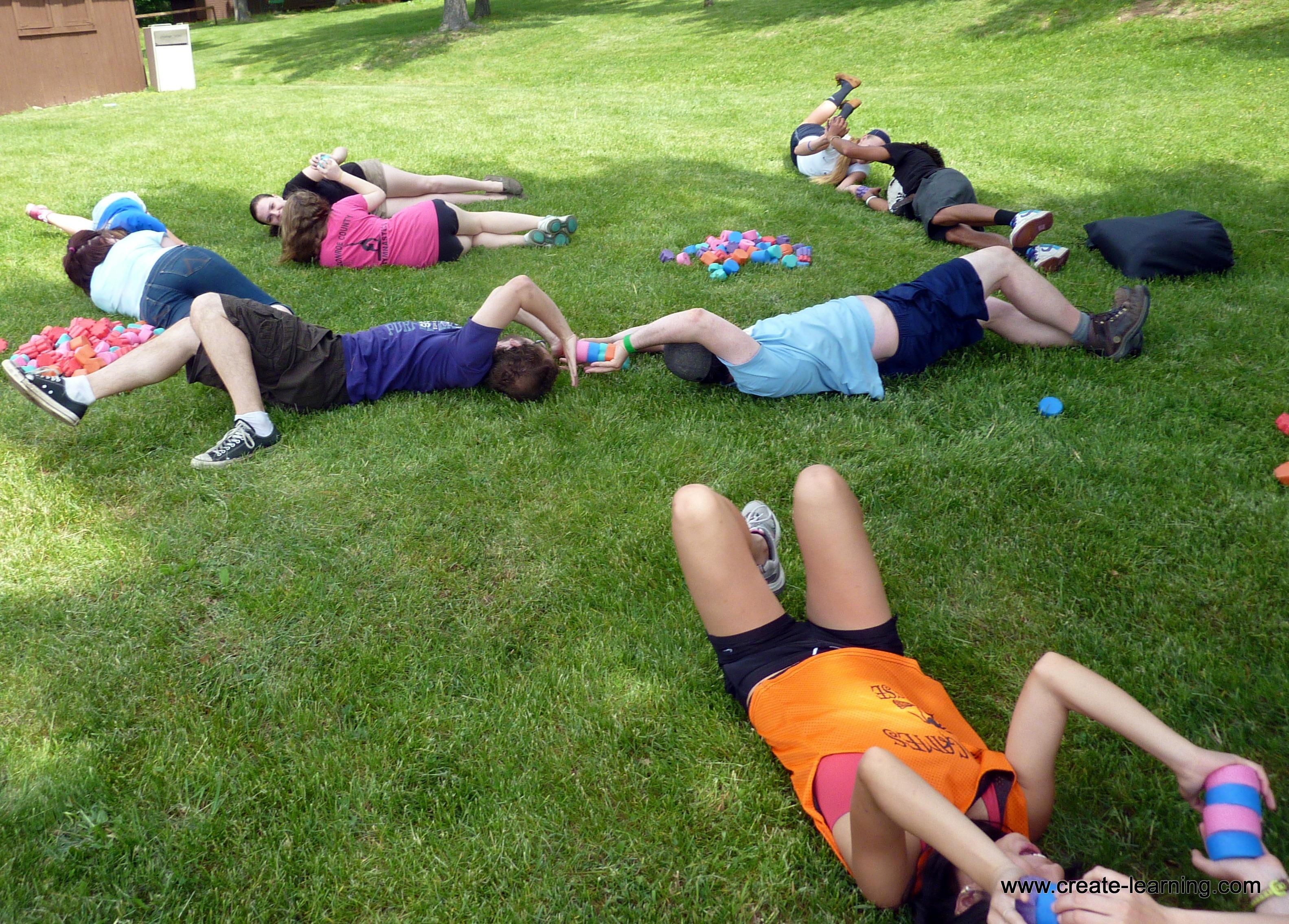 Team Building Train The Trainer Activities