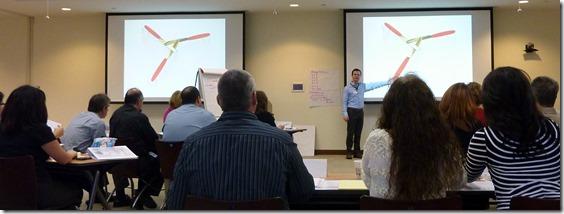 Breakthrough Improvments Team Building and Leadership Expert Michael Cardus 2