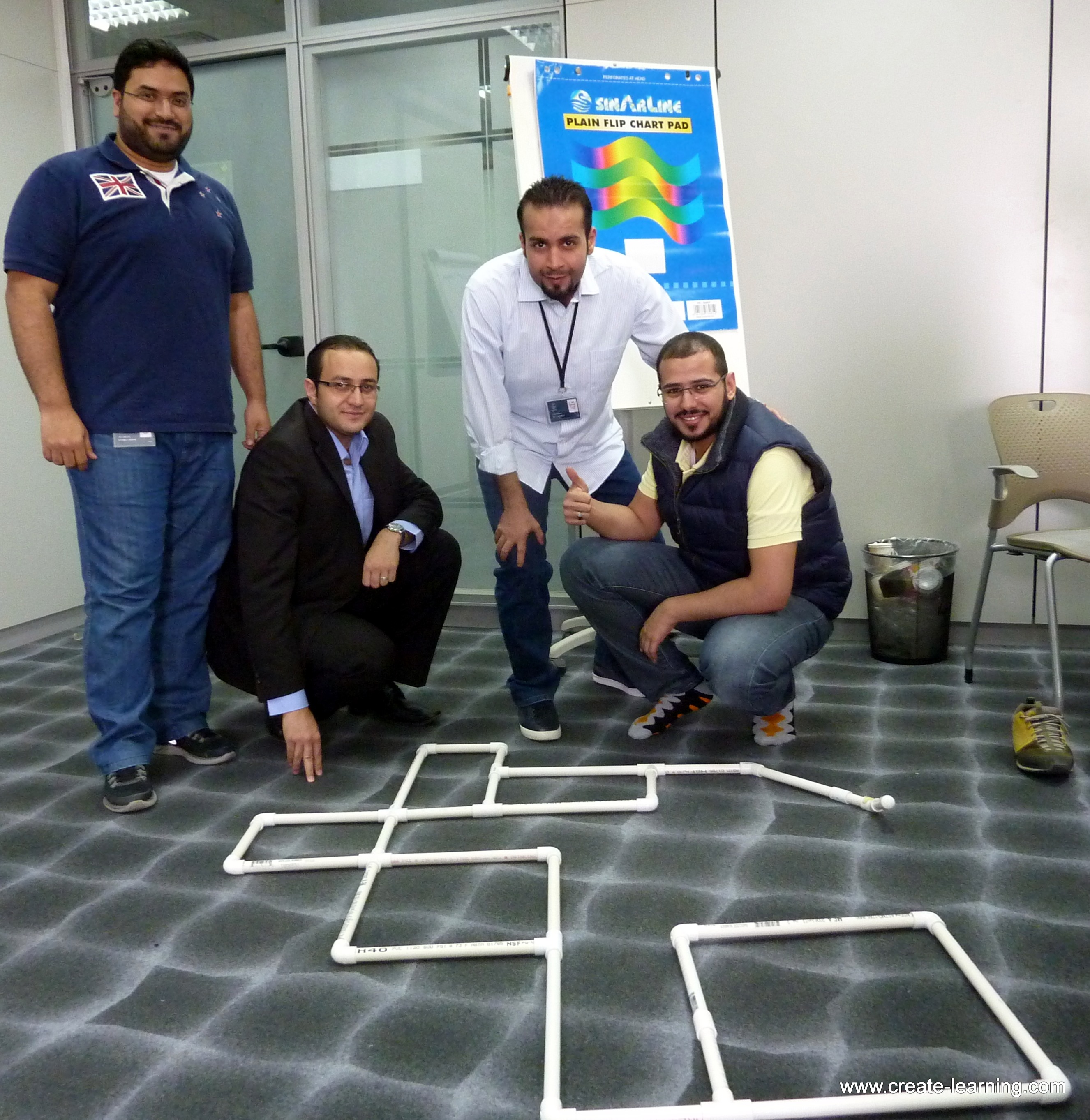 Mike Cardus Team Building and Leadership in Kuwait ...